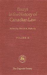 Canadian history essay?